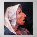 Granjero Bruegel-Viejo de Pieter Impresiones