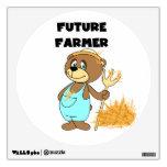 Granjero del futuro del oso