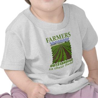 Granjeros excepcionales camiseta