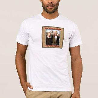 Granjeros góticos del salterio - la camiseta de