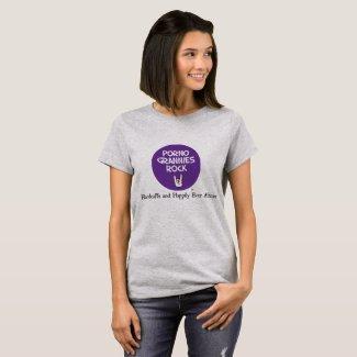 Grannies Really Do ROCK!! T-Shirt