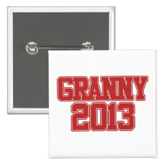 Granny 2013 buttons