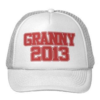 Granny 2013 hat