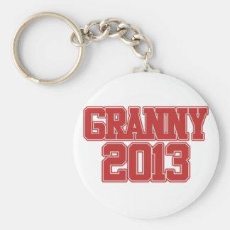 Granny 2013 keychain