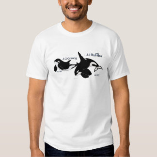 Granny and Ruffles - The Dynamic Duo T-Shirt