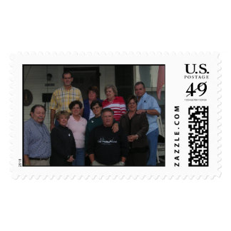 granny and the gang postage