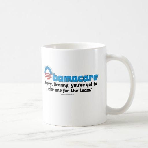 Granny Care Coffee Mugs