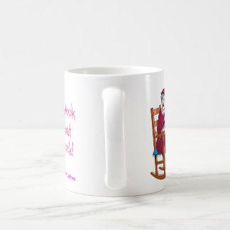 Granny Hooks A Crook Coffee Mug