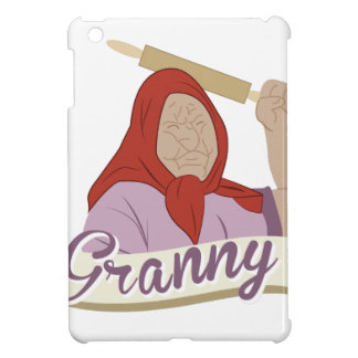 Granny iPad Mini Cover