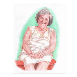 granny.jpg postcard