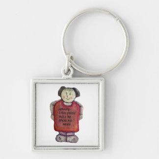 Granny Keychain