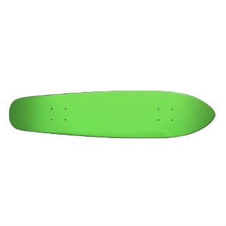 GRANNY SMITH APPLE GREEN (solid color) Custom Skateboard