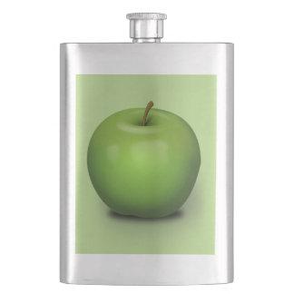 Granny Smith Apple Hip Flask