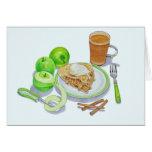 Granny Smith Apple Pie Cards