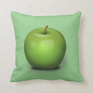 Granny Smith Apple Pillow