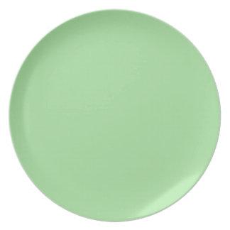 Granny Smith Apple Plate