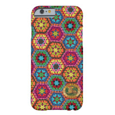 Granny Square 6s Phone Case at Zazzle