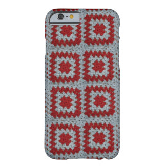 Granny Squares Barely There iPhone 6 Case