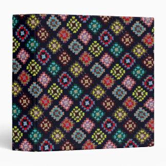 Granny squares binders