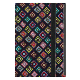 Granny squares cover for iPad mini