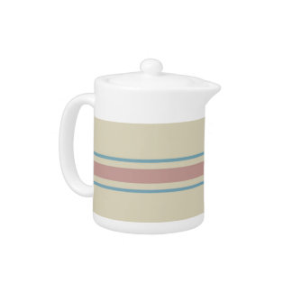 Granny Style Teapot