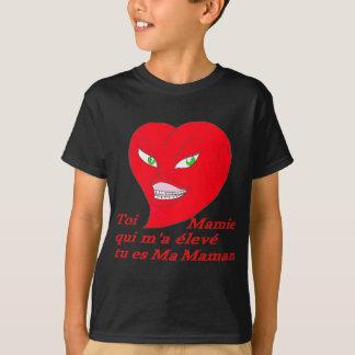 GRANNY YOU ES MY MOM 1.PNG T-Shirt