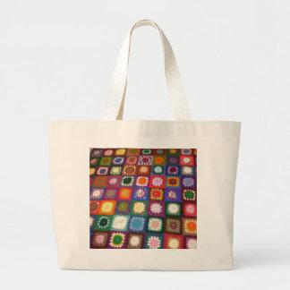 Granny's Got A Brand New Bag! Large Tote Bag