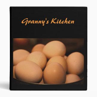 Granny's Kitchen Binder