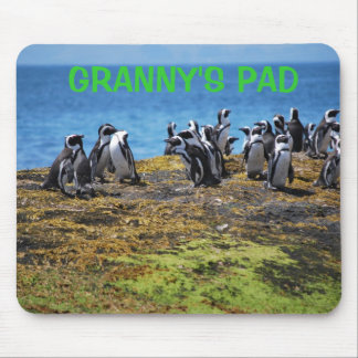Granny's Pad Mouse Pad