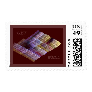 Granny's Quilt Get Well Postage