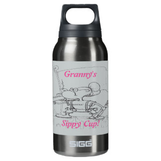 Granny's Sippy Cup Bottle