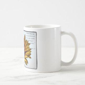 grannys-sunflower coffee mug