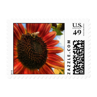 Granny's Worker Bee Postage Stamps