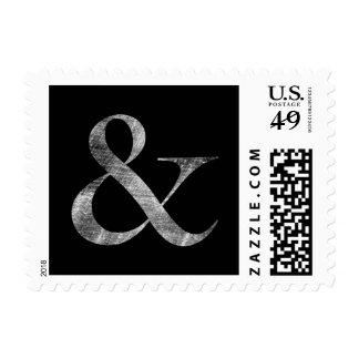 Grano blanco medio grande de la prensa de copiar sellos