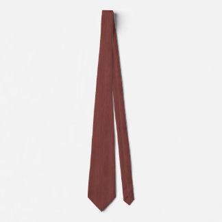 Grano de bambú de madera de la mirada del vino corbata