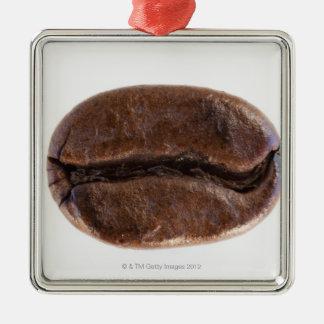 Grano de café de la carne asada, tiro del estudio adorno