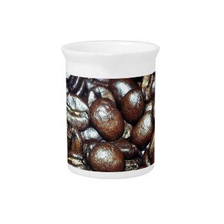 Grano de café jarron