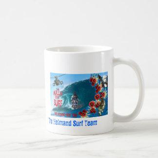 grano de la película del equipo de la resaca del h tazas de café