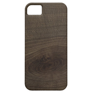 Grano de madera #1 iPhone 5 carcasa