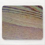 Grano de madera alfombrilla de raton