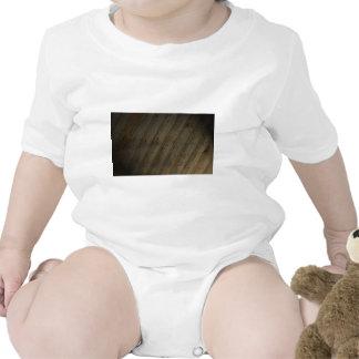 Grano de madera falso abstracto camiseta