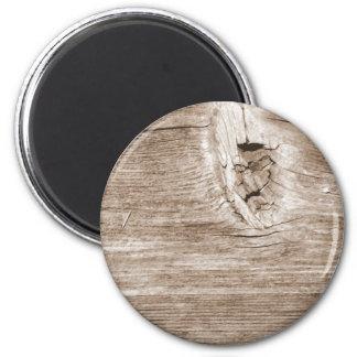 Grano de madera imanes