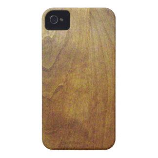 Grano de madera iphone4s iPhone 4 Case-Mate cárcasa