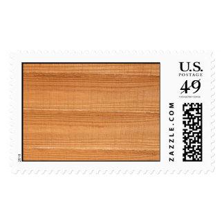 Grano de madera sellos