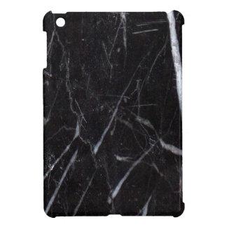 Grano de piedra de mármol negro/textura