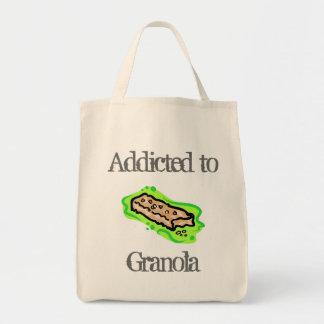 Granola Bolsas Lienzo