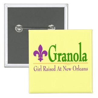 Granola, chica criado en Nola Pin