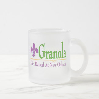 Granola, chica criado en Nola Tazas