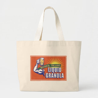 Granola líquido, néctar de dioses bolsas