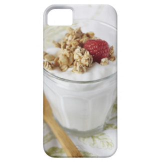 Granola, Oats, Toasted, Fruit, Berry, Raspberry, iPhone SE/5/5s Case
